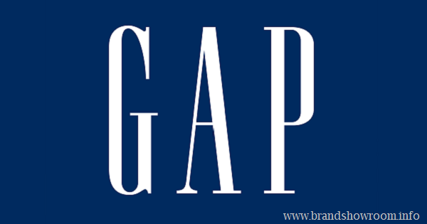 Gap Showroom in Huntington Beach California USA